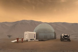 010 Settlement On Mars Essay 1200px Ice Home Concept Remarkable