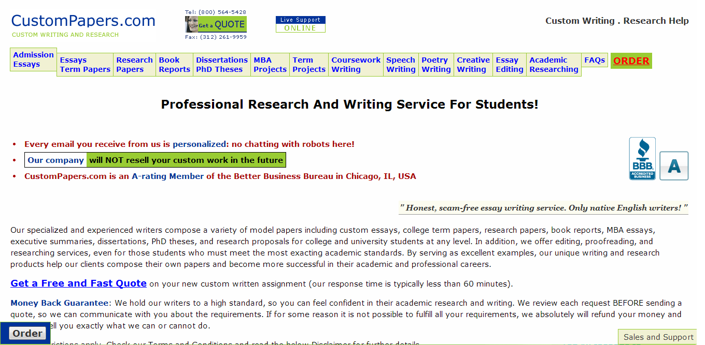 scientific writing skills course