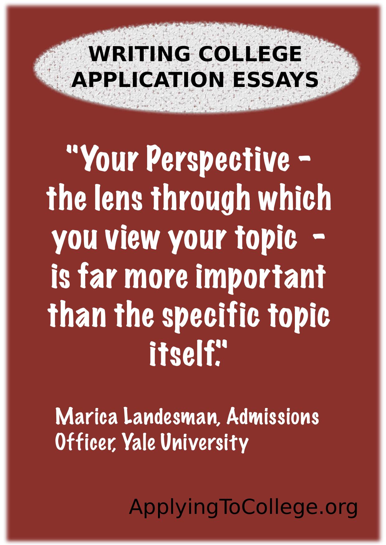 010 Yale Essay Writing Advice Help123 Beautiful Full