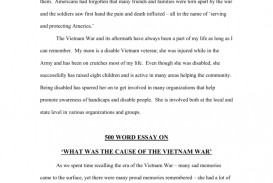 011 008187016 1 Vietnam War Essay Formidable Topics Hook Thesis