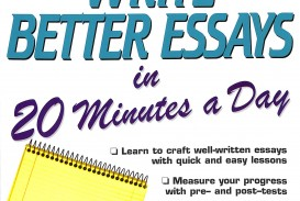 011 1410cwritebetteressayscover Essay Example How To Write Better Awesome Essays Can I In English Literature Greetham