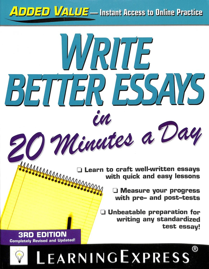 011 1410cwritebetteressayscover Essay Example How To Write Better Awesome Essays In English Pdf Greetham Good