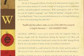 011 81p4naxusil Orwell Essays Essay Singular Themes Epub George Pdf Download