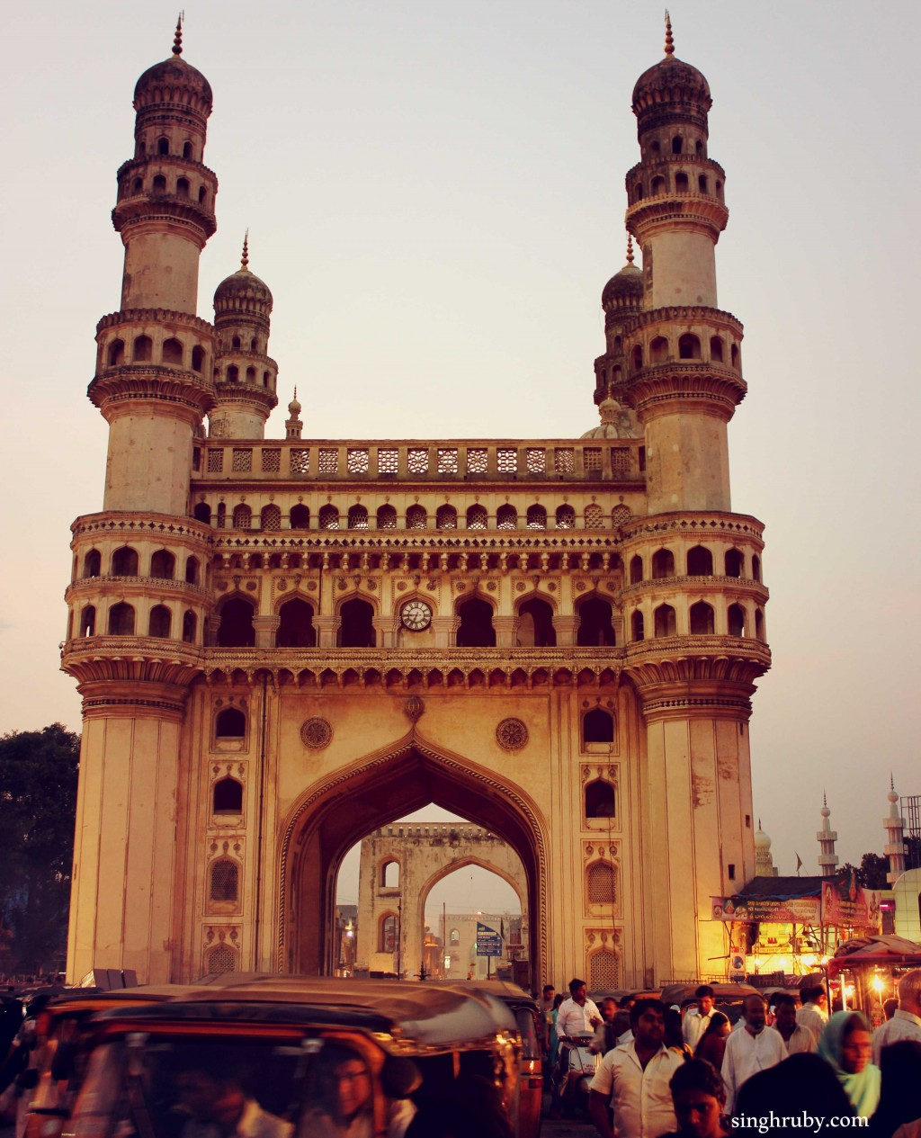 011 About Hyderabad City Essay Charminar1 Impressive In Hindi English Large