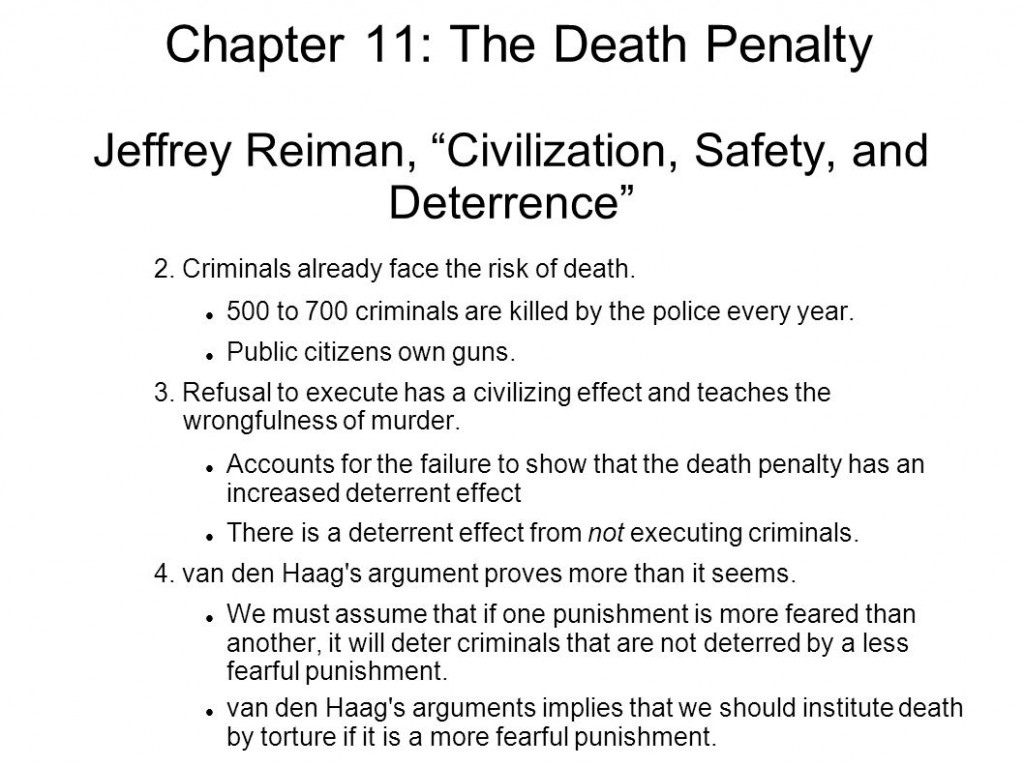 011 Argument Against Death Penalty Essay Fake Writer Arguments For Capital Punishment Sli Unique Anti Tagalog Conclusion Examples Large