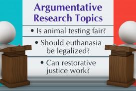 011 Argumentative Essay Topics Christian Persuasive Imposing