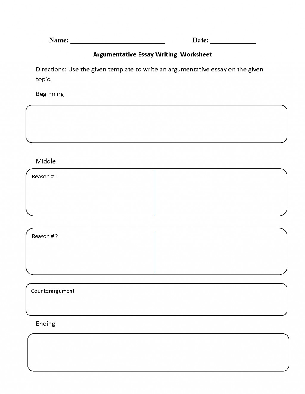 011 Argumentative Essay Writing Worksheet Example Transition Surprising Words Pdf Large