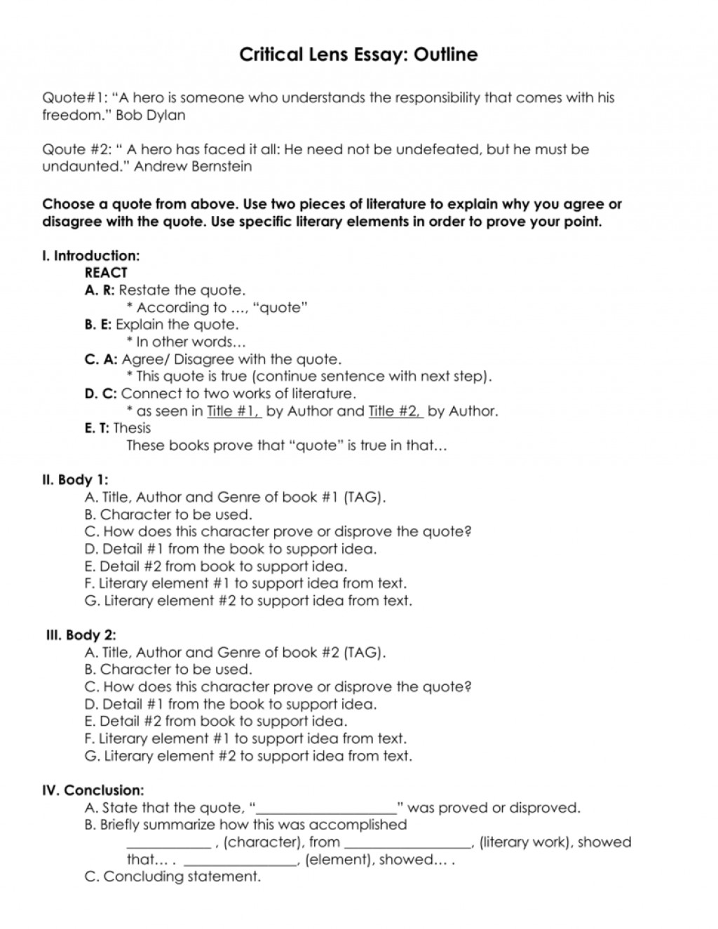 011 Critical Lens Essay Example 008514753 1 Best Sample Template English Regents Large