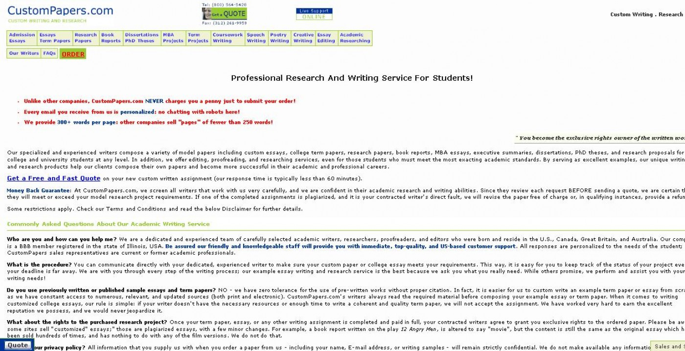 Cheapest essay writing service uk
