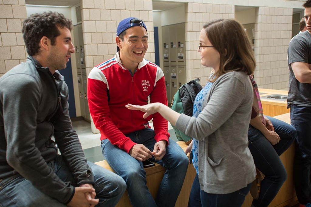 011 Duke Mba Essays Students Chatting In Mallway 1 1200x800px Essay Archaicawful Analysis Examples Large