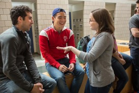 011 Duke Mba Essays Students Chatting In Mallway 1 1200x800px Essay Archaicawful Analysis Examples
