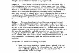 011 English Essay Outline Example Essays About Teaching As Foreign Language Class Global Learning Grammar Literature Magnificent Ap And Composition Liberty University 101 1 320