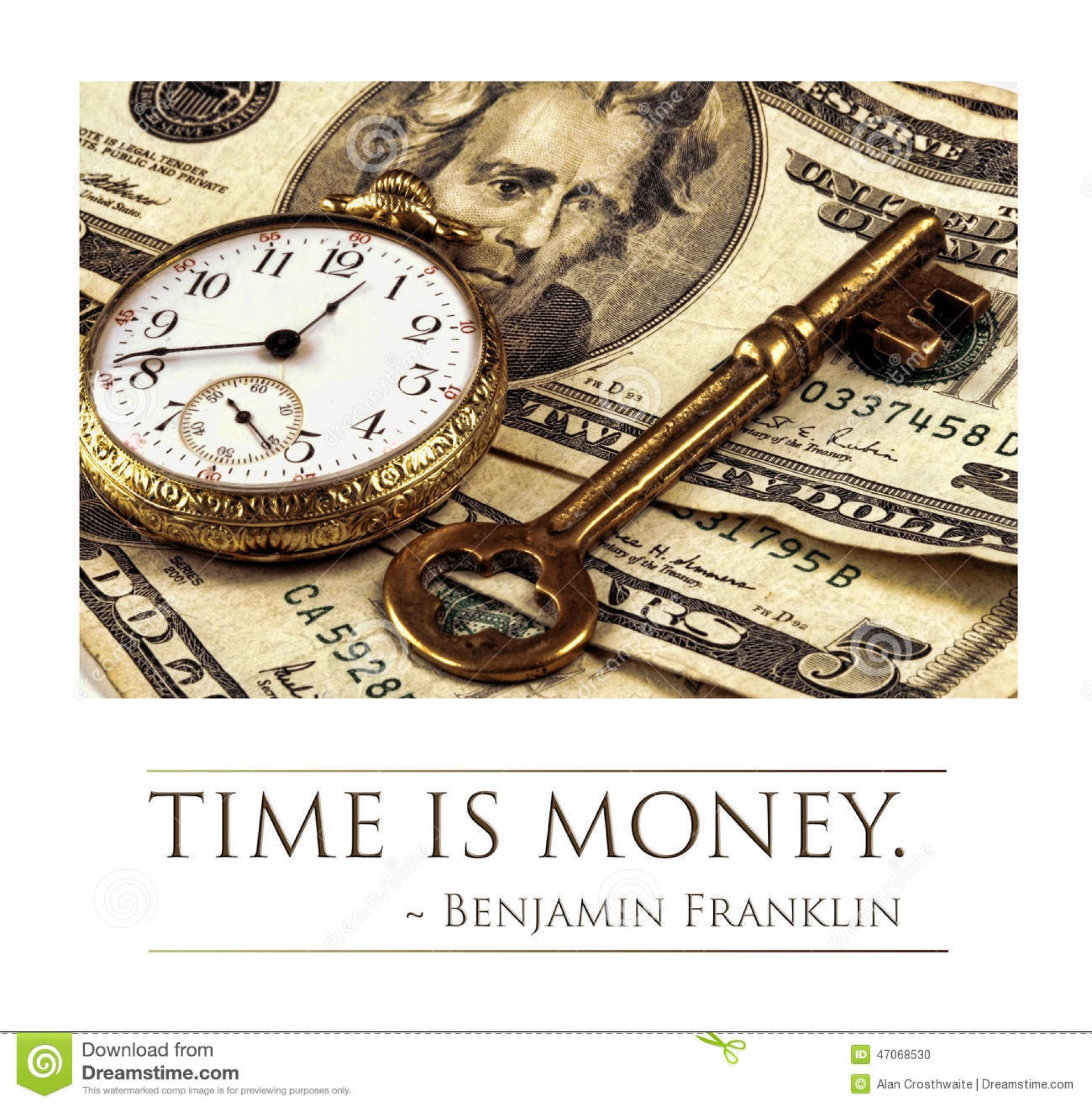 011 Essay About Time Is Money Old Pocket Watch Cash Skeleton Key Concept Image Quote Bottom Benjamin Franklin Frightening On In Urdu Hindi 1920