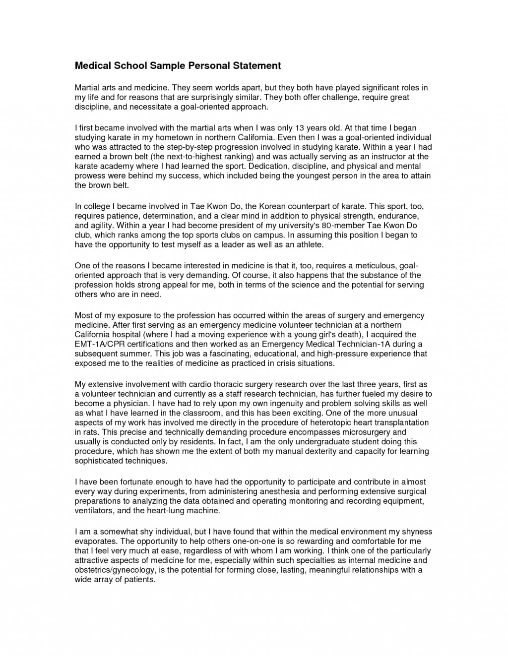 011 Essay Example 1010623577 Diversity Medical School Fascinating Sample Law Large