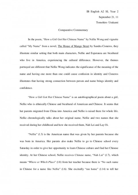011 Essay Example Rare About Yourself For College Questions English 480