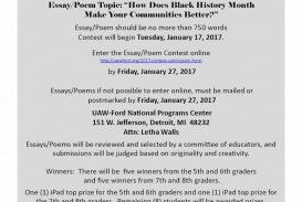011 Essay Example Black History Topics Breathtaking