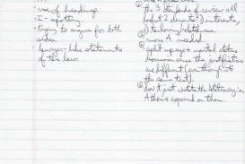 002 California Bar Exam The Cram Sheets Excerpts Essay