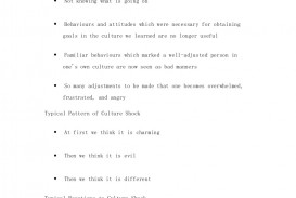 011 Essay Example Culture Shock Effectsofcultureshock Phpapp02 Thumbnail Fearsome Prompt Story Titles
