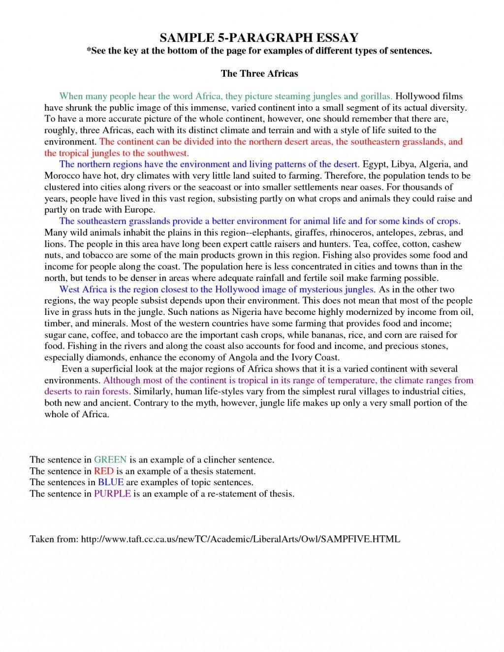 011 Essay Example Format Of Paragraph Sample Dicom Tester Cover Letter Stirring 5 Free Outline Template Printable Argumentative Large