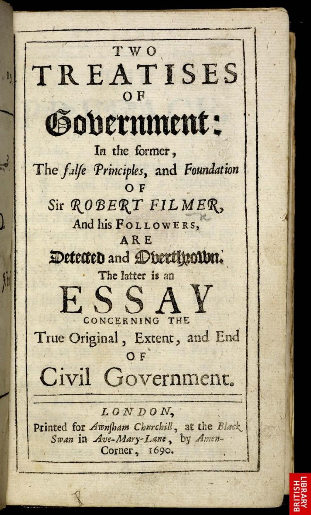 011 Essay Example John Impressive Locke Concerning Human Understanding Book 4 On Pdf Summary Large