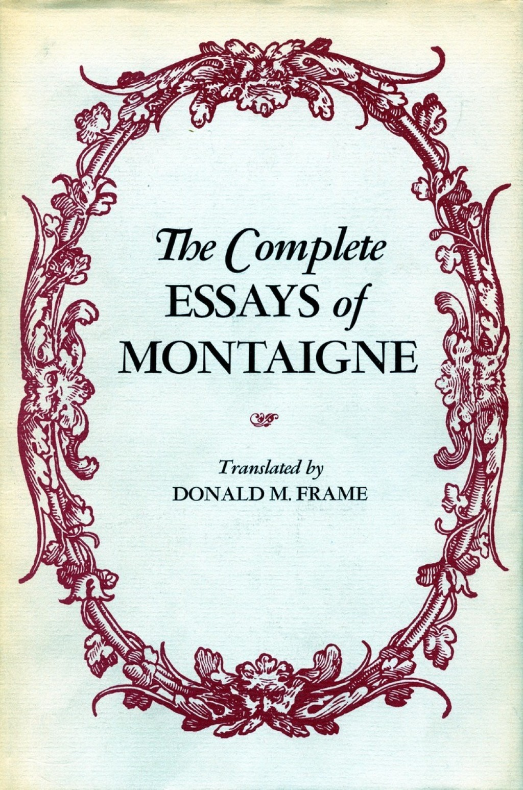 011 Essay Example Montaigne Essays Pid 2932 Archaicawful Summary On Experience Quotes Best Translation Large