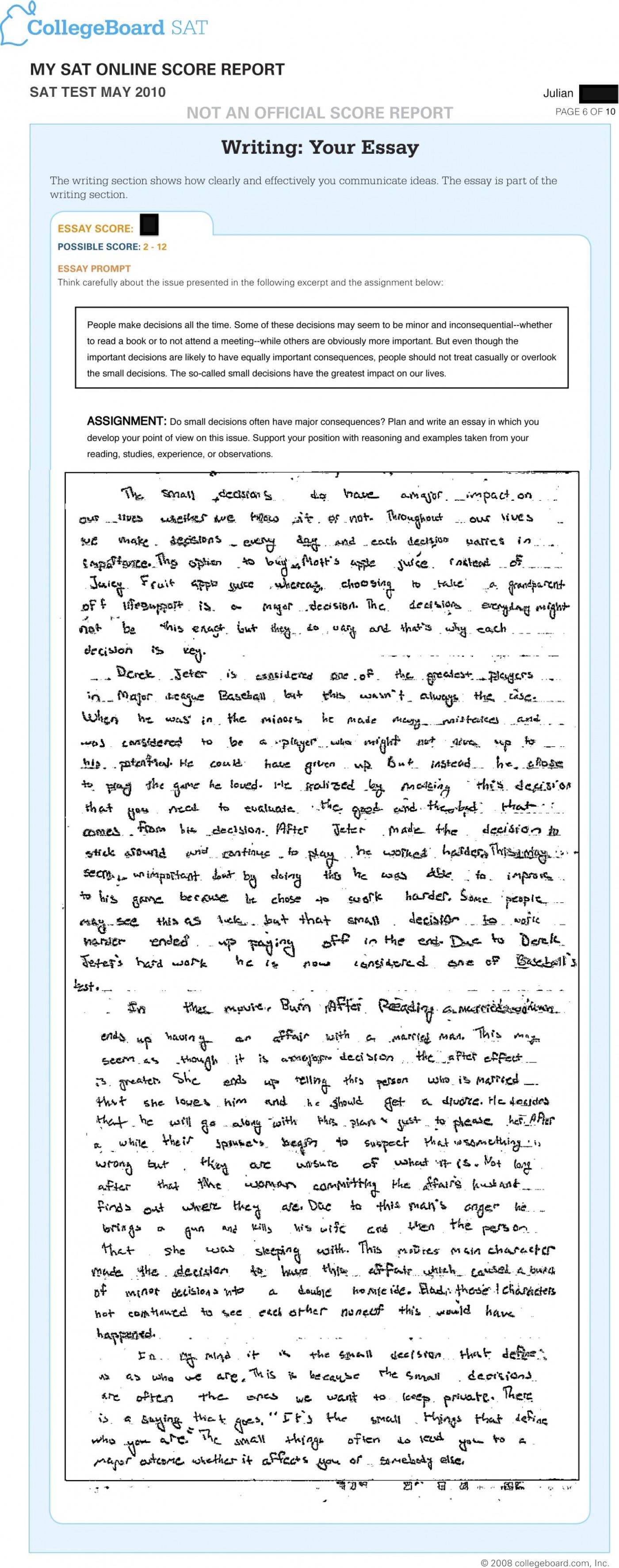 011 Essay Example Sat Prompts Jr May Surprising 2015 2017 Prompt June 1400