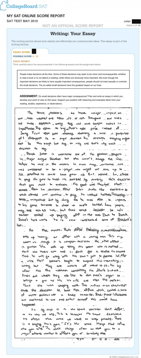 011 Essay Example Sat Prompts Jr May Surprising 2015 2017 Prompt June 480