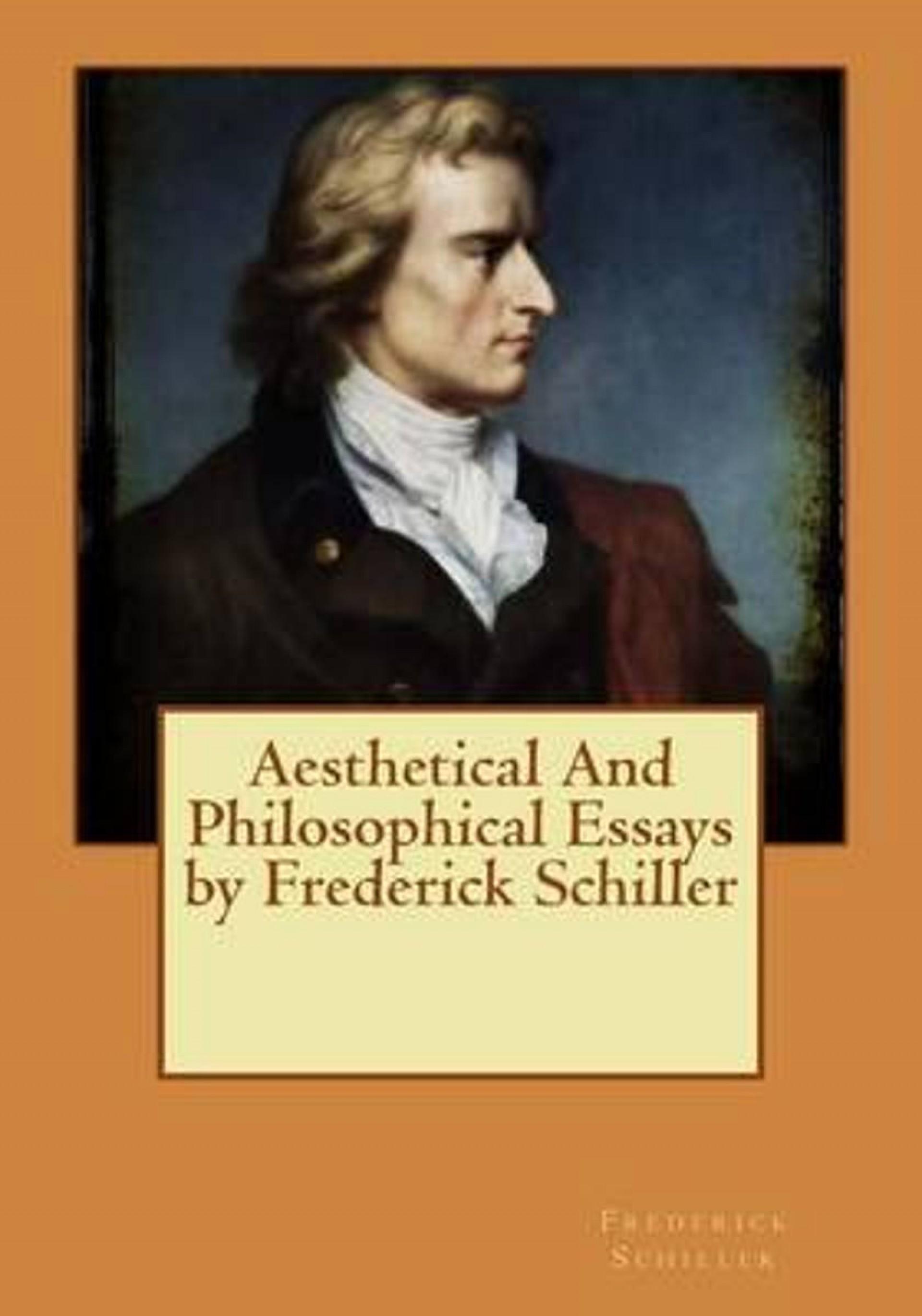 011 Essay Example Schiller Awful Essays Friedrich 1920