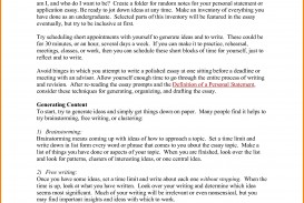 011 Essay Example Steps To Writing An About Yourself Things Write L Stunning 4th Grade Middle School Conclusion