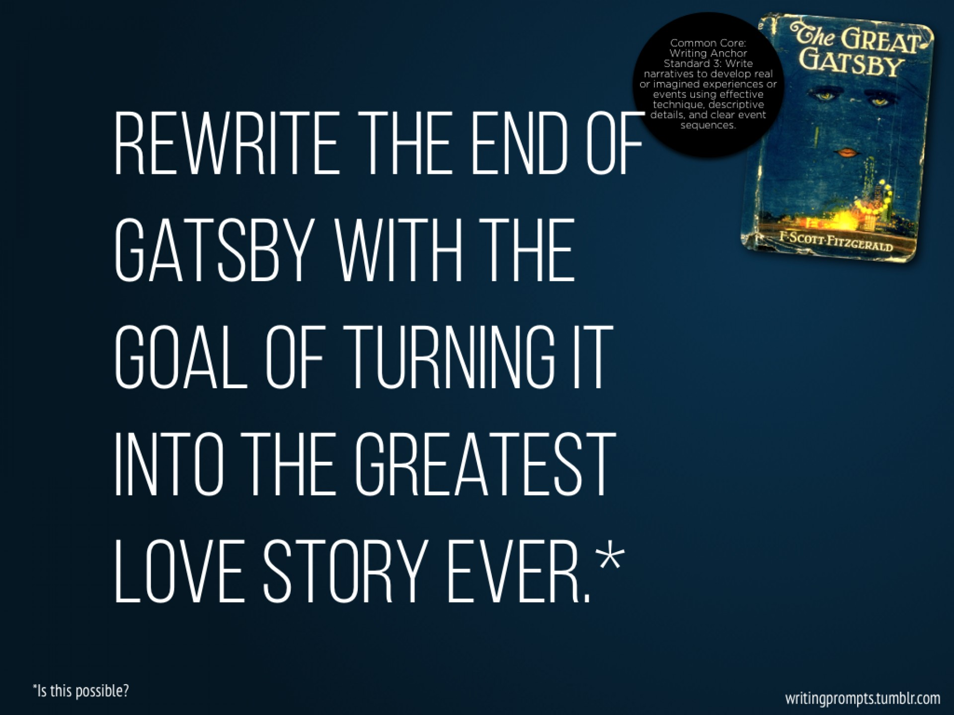 011 Essay Example The Great Gatsby Beautiful Prompts Chapter 3 Questions Writing 1920