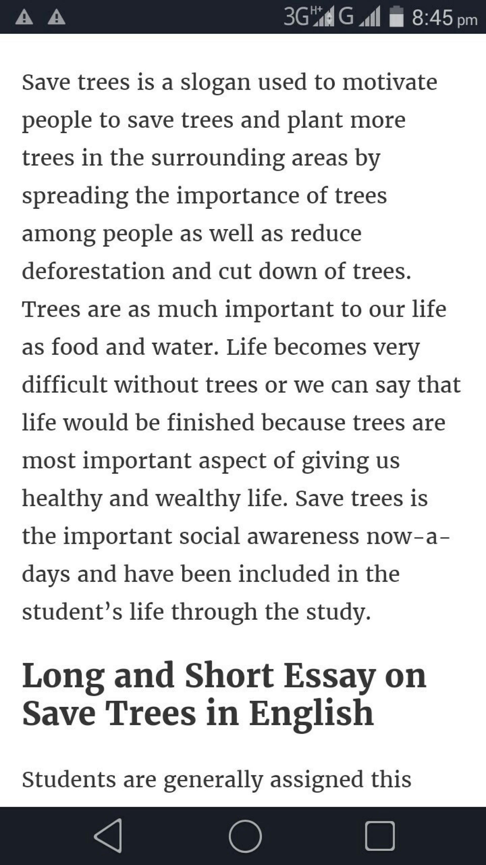 011 Essay Example Tree Unforgettable Neem In Sanskrit Kannada Hindi 1920