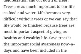 002 Tree Essay Example ~ Thatsnotus