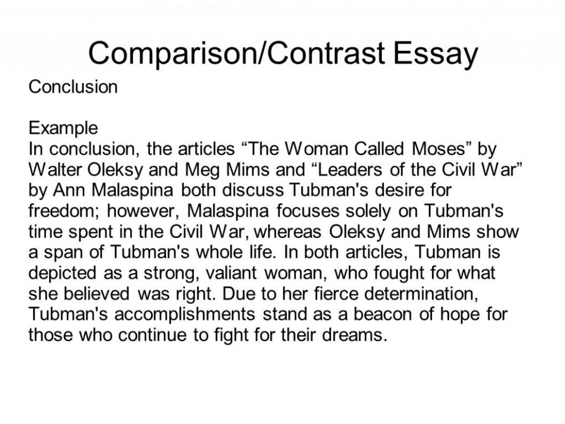 011 Essay Example Write Introduction Thesis Compare Contrast And Comparative Writing Pdf Striking Examples For College Students Topics 7th Grade 1920