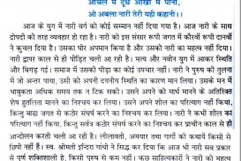 011 Essay On Electricity In Hindi 0020108 Thumb Imposing Veto Power Youth Problem Language