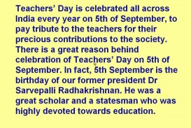 011 Essay On Teachers Day In India Maxresdefault Fascinating 320