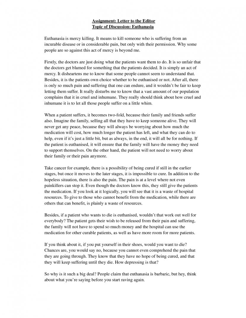 Prejudice essay conclusion