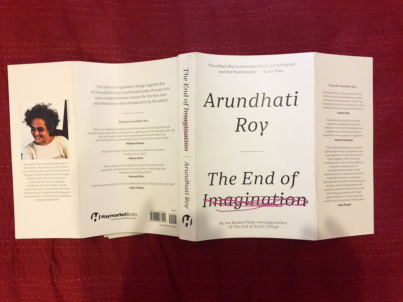 011 Essays By Arundhati Roy Img 3699 Essay Sensational Full