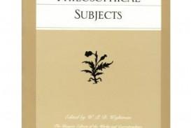 011 Essays On Philosophical Subjects Sdl274222681 Essay Best Smith Pdf