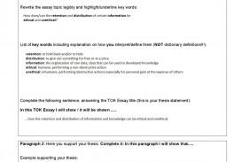 011 Example Tok Essays Essay How To Write Macbeth Ideas Action Plan Planning Do Leadership Career Wondrous A Ib Mastery Reddit
