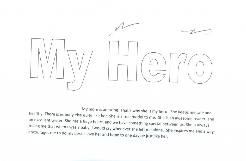 011 Hero Essay Audiehero My Is About Superhero In Hindi Father Inspiration Why On Short Favorite Unusual Parents Large