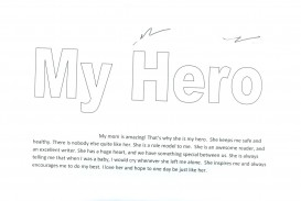 011 Hero Essay Audiehero My Is About Superhero In Hindi Father Inspiration Why On Short Favorite Unusual Parents