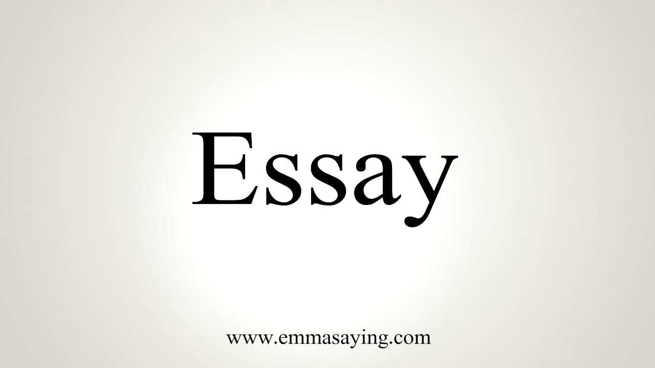 011 How Do You Spell Essay Maxresdefault Beautiful U In English Plural Full