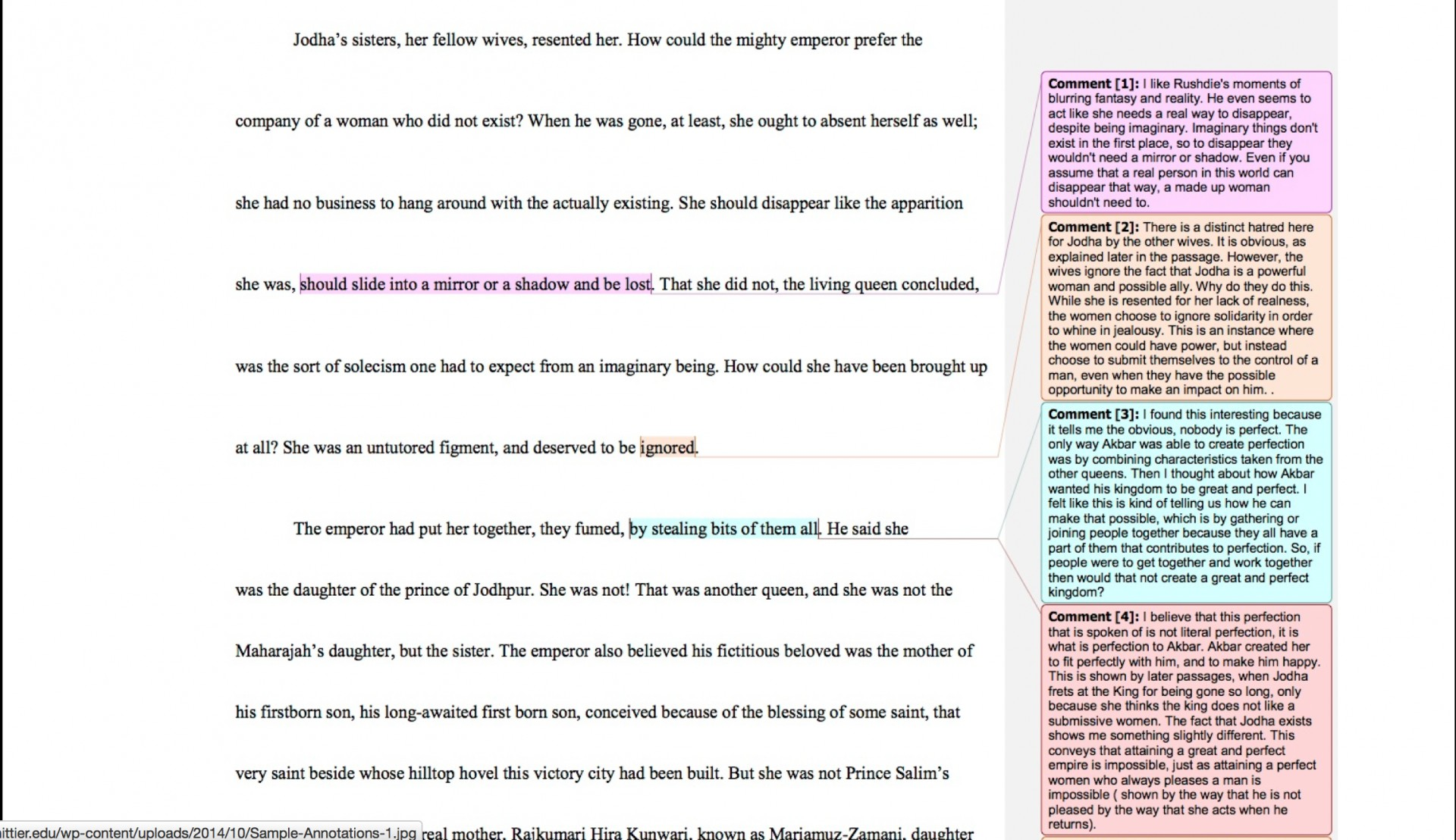011 How To Annotate An Essay Annotation Google Docs Wondrous A Movie In Critical 1920