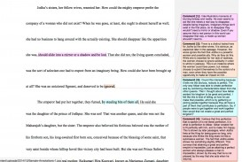 011 How To Annotate An Essay Annotation Google Docs Wondrous A Movie In Critical