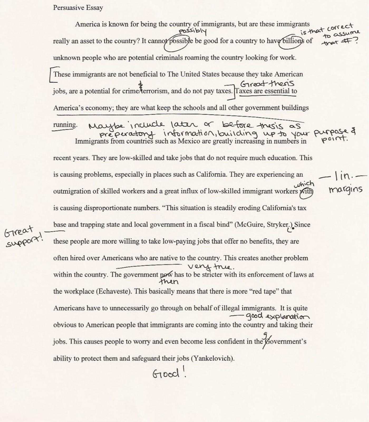 Hooks to start an essay