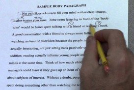 011 Maxresdefault Essay Body Paragraph Impressive Persuasive Example Topic Sentence Transition Words