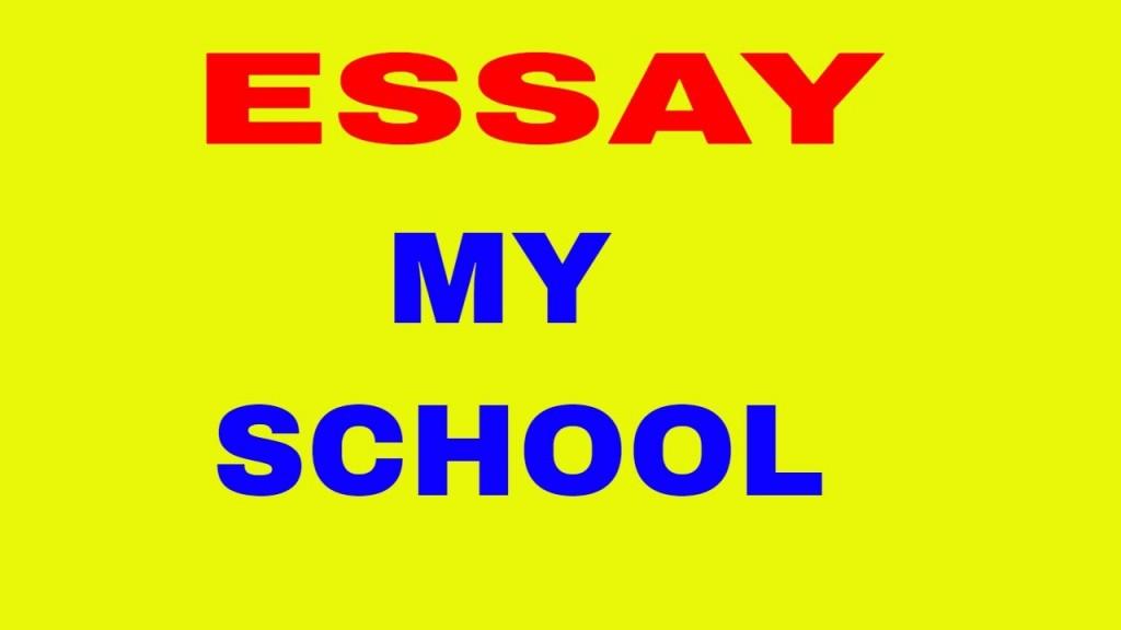 011 Maxresdefault Essay Example My Amazing School Dream For Class 10 In Urdu 1 3 Marathi Large
