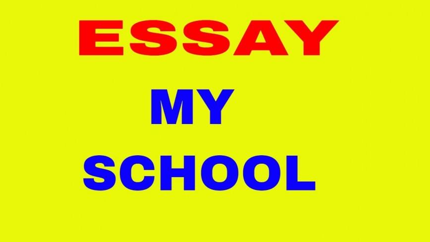 011 Maxresdefault Essay Example My Amazing School For Class 4 In Urdu Grade
