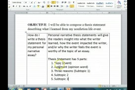 011 Maxresdefault Essay Example Thesis Statement For Staggering Narrative The A Should Be Created During Brainly