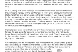 011 Memorial1 Essay Example Veterans Best Day Writing Prompts Elementary Contest Ideas